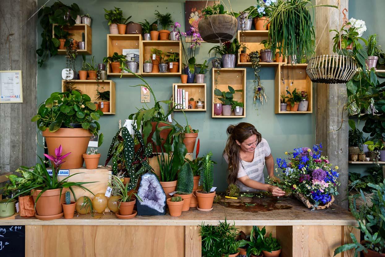 bloemenwinkel bloemmarie